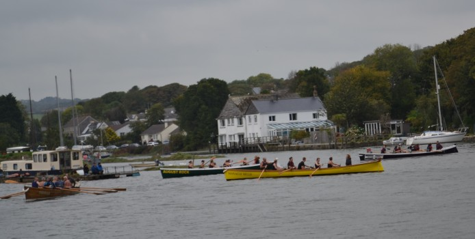 Helford River Race Results