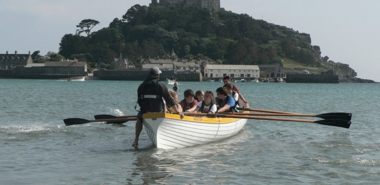 Cornwall Council 5th Annual CHARITY GIG ROWING CHALLENGE