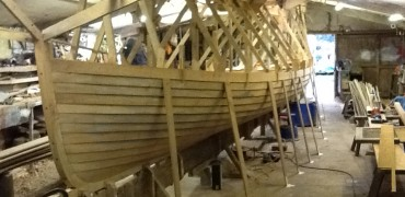 Brixham new build coming along nicely