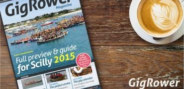 Update re GigRower Magazine
