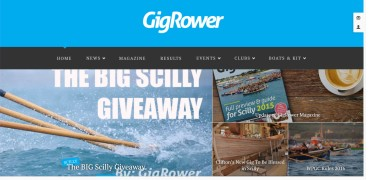 Could you sell what you do to gig rowers?