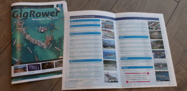 FREE GigRower Newsletter – Pick Up Your Copy on Scilly