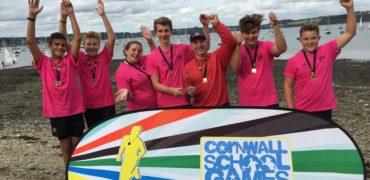 Invite to The Cornwall School Games
