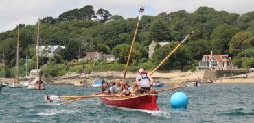 Regatta celebrates heritage of the Cornish Pilot Gig