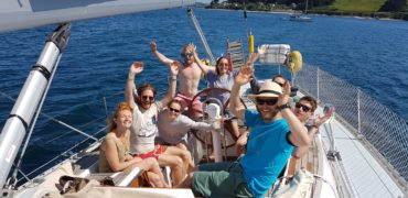 Sail & Relax In Style To The World Championships
