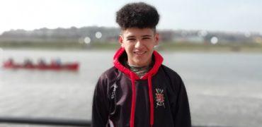 Barnstaple Pilot Gig Club Junior wins rowing scholarship to Eton