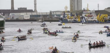 Cork Harbour Festival's Ocean to City – An Rás Mor is back this year for the full harbour race!