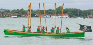 The 8th Round Hayling Rowing Race