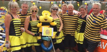 North Devon Crew Buzzing After Raising Over £3k In Great River Race