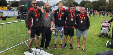 Marathon Rowing In Barnstaple
