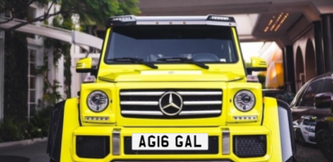 Gig Rower Number Plates For Sale