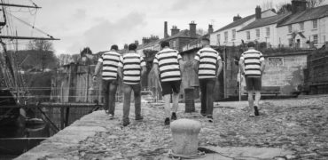 "Inaugural ""Festive Marathon"" Row For Cornish Barbarians Pilot Gig Club"