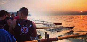 'BlackNore' Naming Ceremony – Portishead Pilot Gig Club